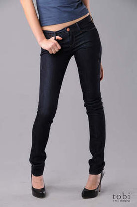 Earnest Sewn Harlan.93 Skinny Jeans in One Rinse