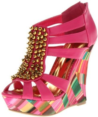 Liliana Women's Diablo Wedge Sandal