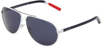 Tommy Hilfiger 1005/S 0UOH (White/Red/White/Blue) - Eyewear