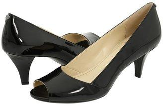 Calvin Klein Parisa (Black Patent) - Footwear