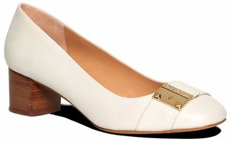 Brooks Brothers Calfskin Low Heels