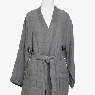 ABC Home Sumi Kimono Bathrobe Gray