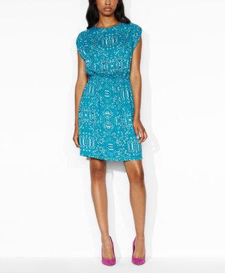Levi's Bandana Print Dress