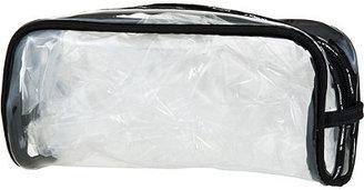 Ulta Basics Clear Pencil Case Cosmetic Bag