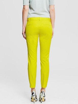 Banana Republic Sloan-Fit Slim Ankle Pant