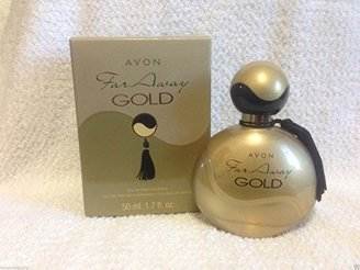 Avon LIMITED-EDITION Far Away Gold Eau de Parfum Spray $12.11 thestylecure.com
