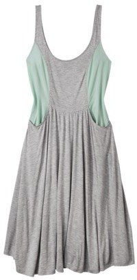 Mossimo Women's Knit Sleeveless Dress w/Front pockets - Assorted Colors