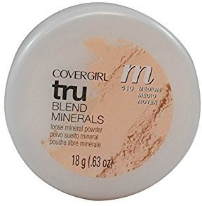 CoverGirl Trublend Minerals Loose Powder,  Translucent Med 410,  0.63-Ounce $11.73 thestylecure.com