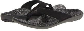 Spenco Yumi Select Sandal (Black) Men's Sandals