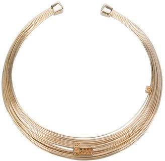 Thierry Mugler Vintage choker necklace
