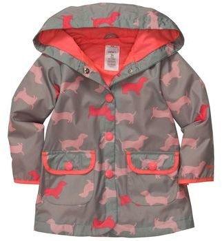 Carter's Hooded Rain Jacket