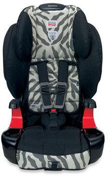 Britax Frontier 90 Combination Harness-2-Booster Car Seat in Zebra