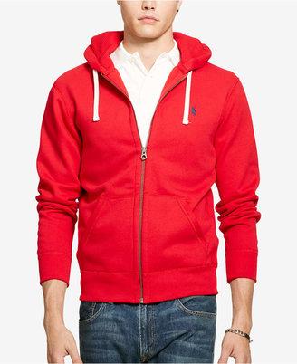 719e5b3b7 Mens Red Polo Hoodie - ShopStyle