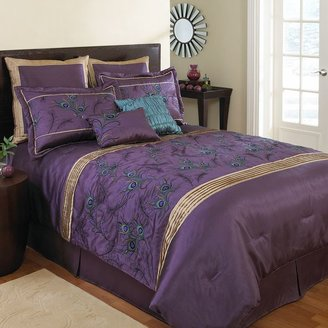 Iridescence 8-pc. comforter set - cal. king