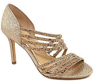 Gianni Bini Mallory Bejeweled Dress Sandals