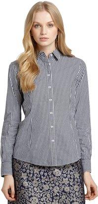 Brooks Brothers Gingham Shirt