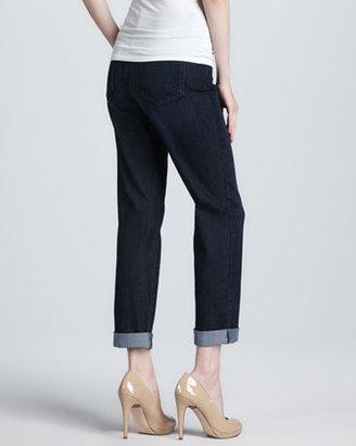 NYDJ Tanya Boyfriend Rolled-Cuff Jeans