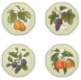 Mikasa Antique Orchard Set of 4 Coasters