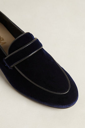 Anthropologie Vinny Smoking Loafers