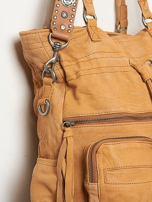 Free People Washed Axel Tote