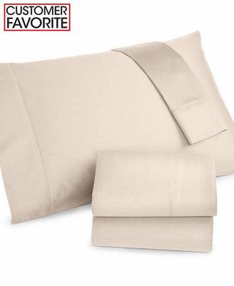 Charter Club Damask Twin 3-pc Sheet Set, 500 Thread Count 100% Pima Cotton