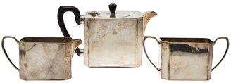 Unknown Art deco tea set