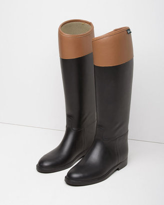 Aigle Jumping II Rain Boot $199 thestylecure.com