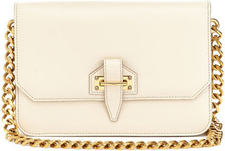 Tom Ford Medium Chain-Link Leather Crossbody