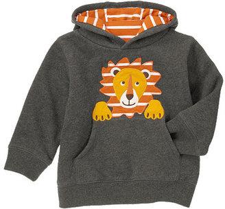 Gymboree Lion Fleece Hoodie
