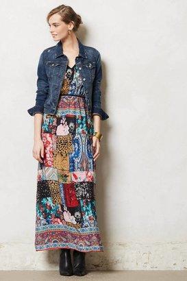 Anthropologie Boheme Maxi Dress
