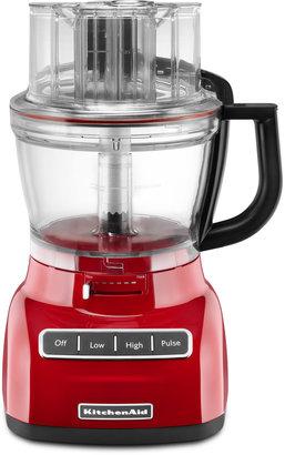 KitchenAid Empire Red 13-Cup Food Processor