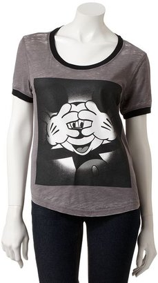 Jerry Leigh mickey mouse surprise tee - juniors