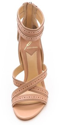 Brian Atwood Lucila Strappy Sandals