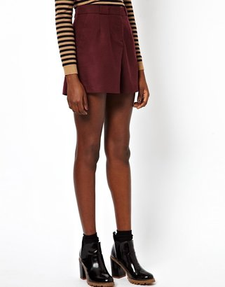 Asos Tailored Shorts in Soft Touch