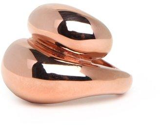 BaubleBar Rose Orb Ring