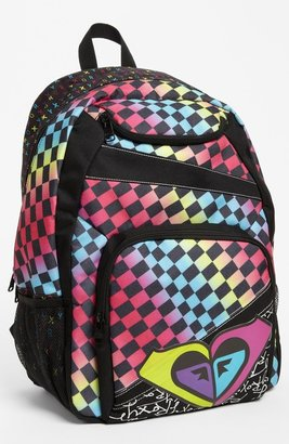 Roxy 'Shadow View' Backpack (Girls)