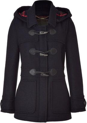 Barbour Navy Buttermere Duffle Coat