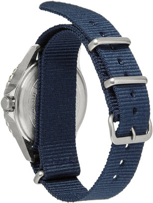 Timex x J.Crew Andros Steel Watch