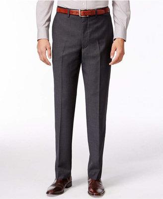 DKNY Grey Pants Extra Slim Fit $175 thestylecure.com