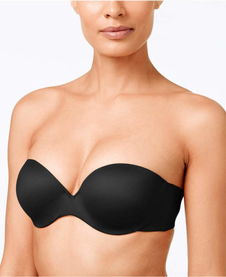 Maidenform Comfort Devotion Custom Lift Strapless Bra 9417