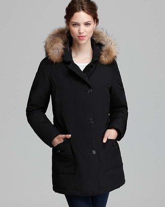 WOOLRICH JOHN RICH & BROS Parka - Arctic Fur Trim $695 thestylecure.com