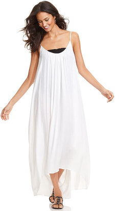 Raviya Sleeveless High-Low Cover Up