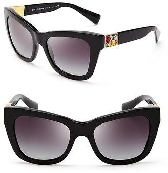 Dolce & Gabbana Square Mosaic Sunglasses
