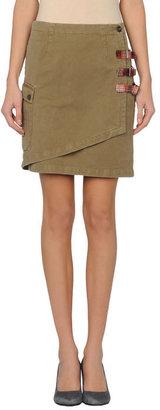 November Knee length skirt