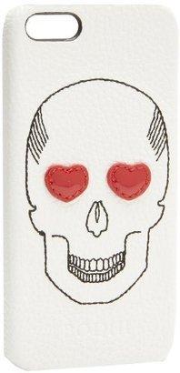Bodhi Women's Skull Leather Bumper Fo...