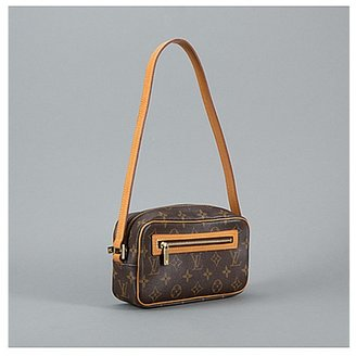 Louis Vuitton Pre-Owned Monogram Canvas Cite Pochette Bag