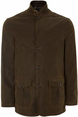 Barbour Men's Wax lutz jacket