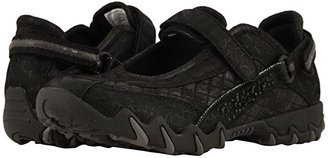 Mephisto Niro Diamonds (Black Velvet/Hydro Soft) Women's Shoes