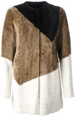 Drome shearling coat