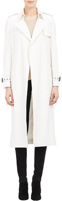 Barneys New York Women's Trench Coat $1,395 thestylecure.com